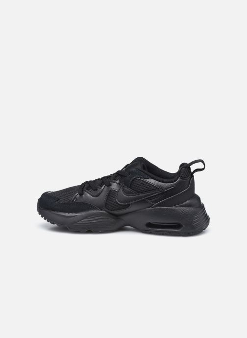 Sneakers Nike Nike Air Max Fusion (Ps) Nero immagine frontale