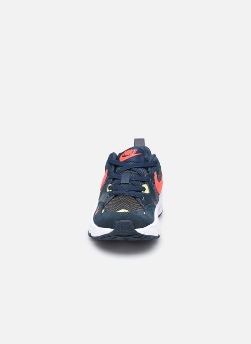 Baskets Nike Nike Air Max Fusion (Ps) Gris vue portées chaussures