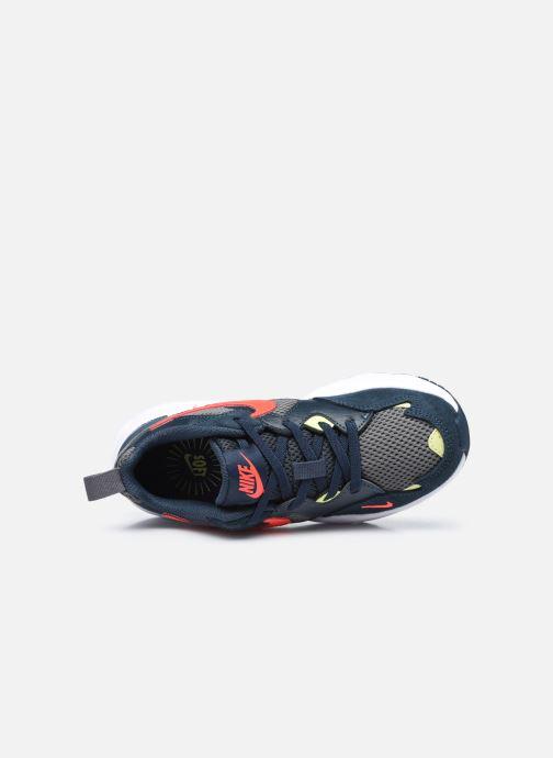 Baskets Nike Nike Air Max Fusion (Ps) Gris vue gauche