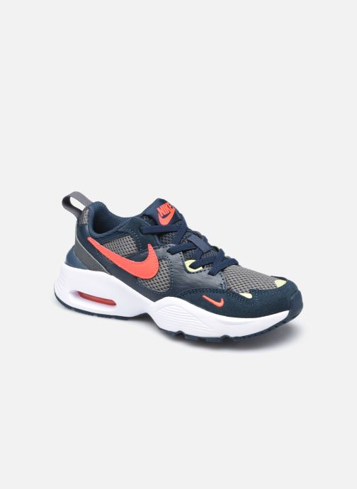 Baskets Nike Nike Air Max Fusion (Ps) Gris vue détail/paire