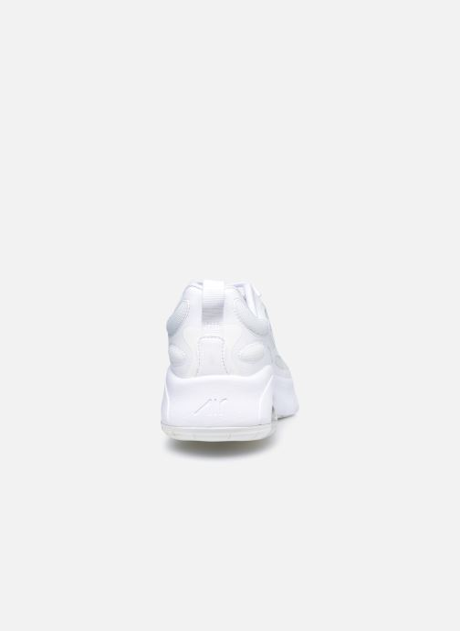 Deportivas Nike Nike Air Max Exosense (Gs) Blanco vista lateral derecha