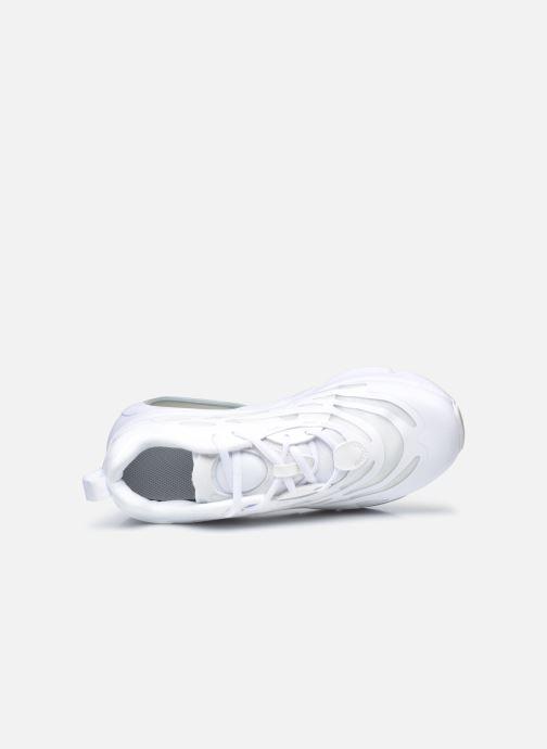 Baskets Nike Nike Air Max Exosense (Gs) Blanc vue gauche