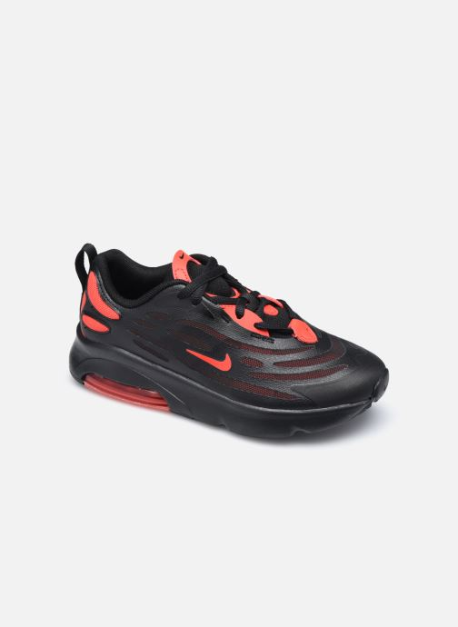 Sneakers Nike Nike Air Max Exosense (Ps) Zwart detail