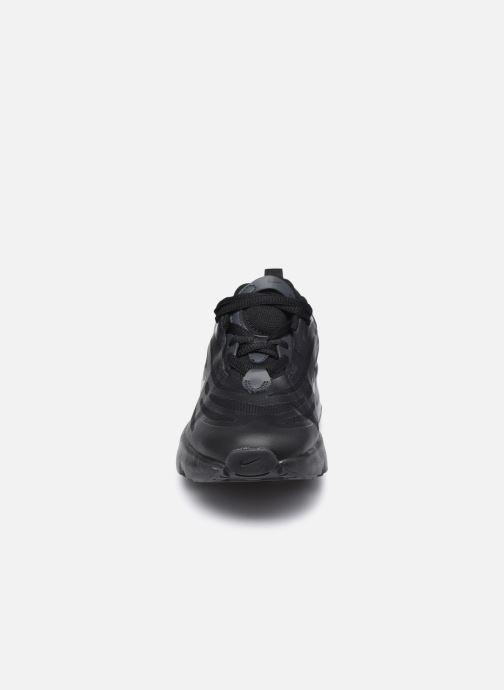 Sneaker Nike Nike Air Max Exosense (Ps) schwarz schuhe getragen