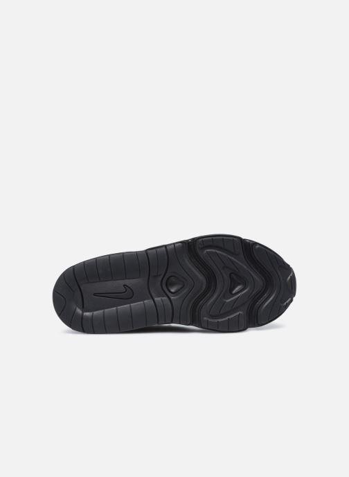 Sneaker Nike Nike Air Max Exosense (Ps) schwarz ansicht von oben