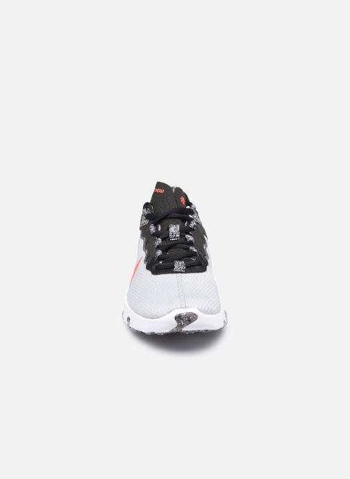 Baskets Nike Nike Renew Element 55 Se (Gs) Gris vue portées chaussures