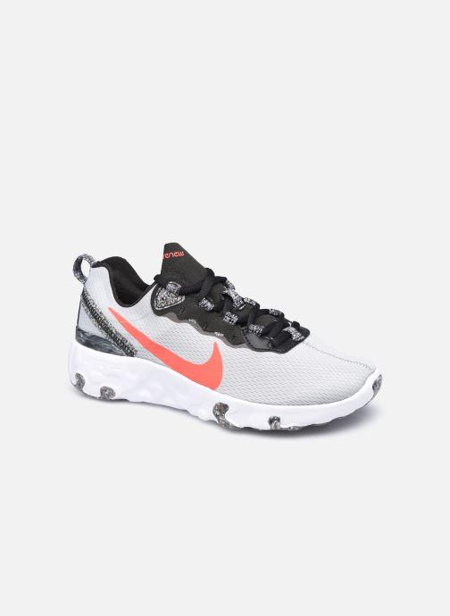 Deportivas Nike Nike Renew Element 55 Se (Gs) Gris vista de detalle / par