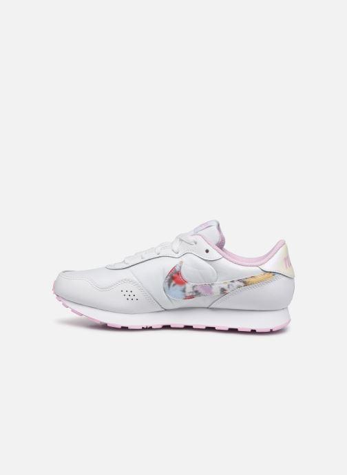 Sneakers Nike Nike Md Valiant Flrl (Gs) Bianco immagine frontale