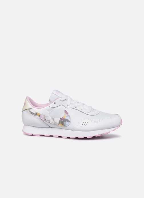 Sneakers Nike Nike Md Valiant Flrl (Gs) Bianco immagine posteriore