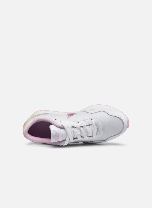Sneakers Nike Nike Md Valiant Flrl (Gs) Bianco immagine sinistra
