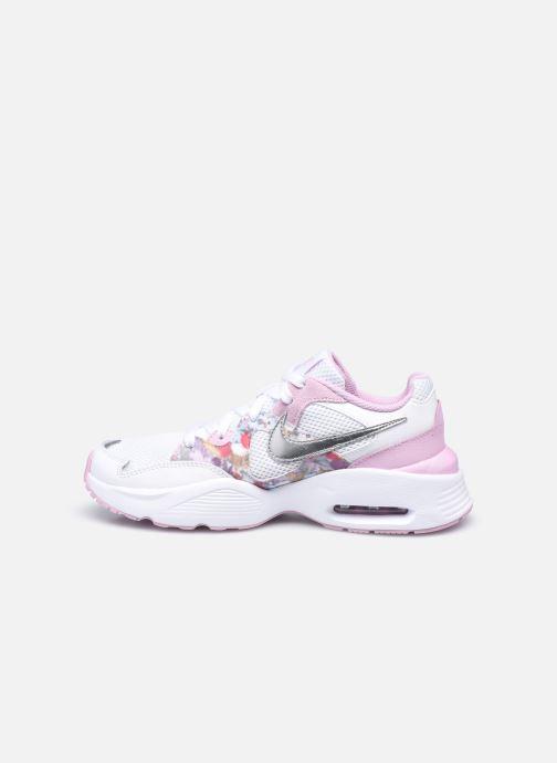 Sneaker Nike Nike Air Max Fusion Se1 (Gs) weiß ansicht von vorne