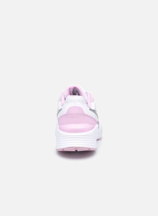 Sneaker Nike Nike Air Max Fusion Se1 (Gs) weiß ansicht von rechts