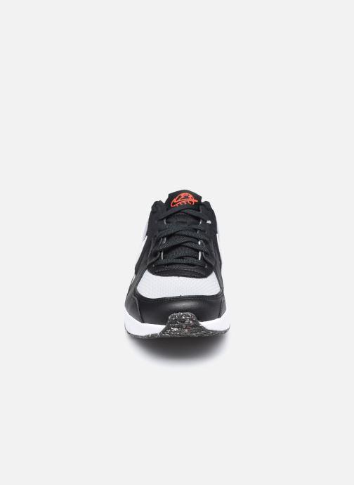Sneaker Nike Nike Air Max Excee Se (Gs) schwarz schuhe getragen