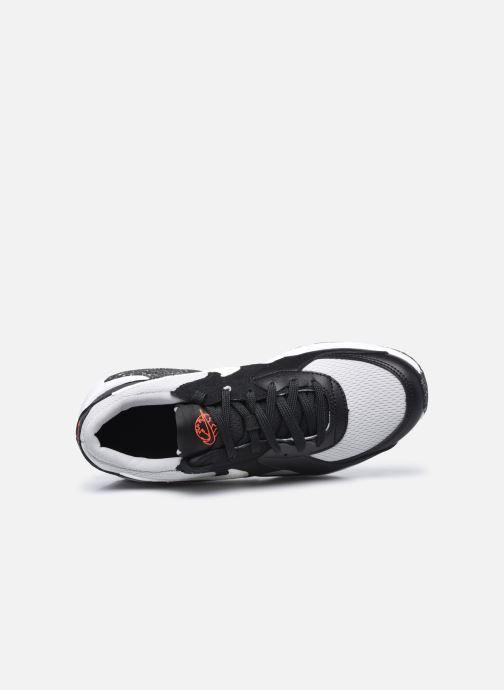 Sneaker Nike Nike Air Max Excee Se (Gs) schwarz ansicht von links