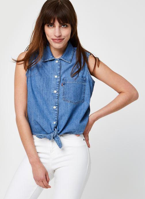 Vêtements Accessoires Rumi Button Shirt