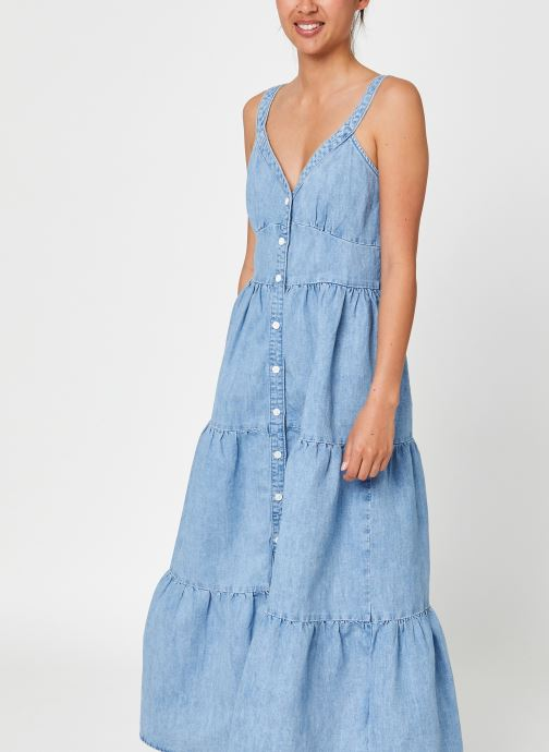 Ropa Levi's Sabine Dress Azul vista de detalle / par
