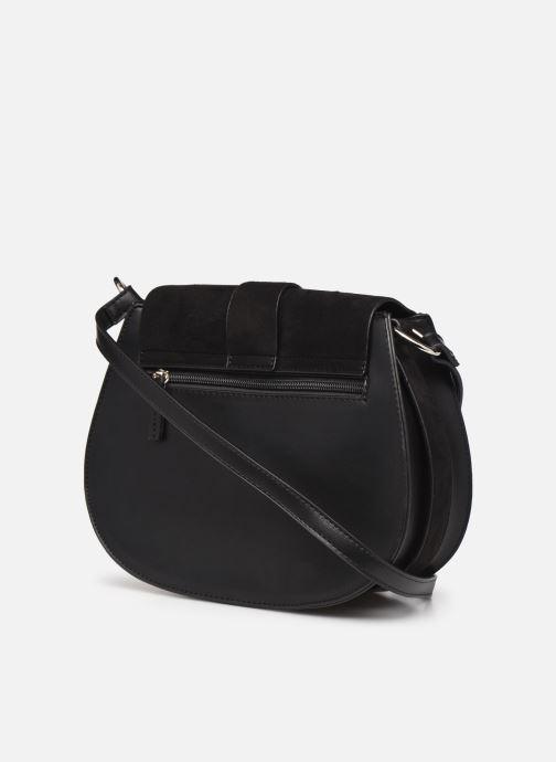 Handtassen I Love Shoes BABEAU Zwart rechts