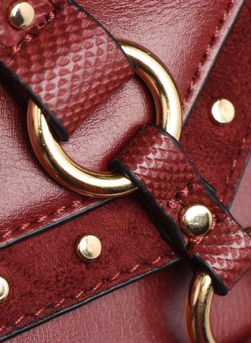 Bolsos de mano I Love Shoes BINDIE Vino vista lateral izquierda