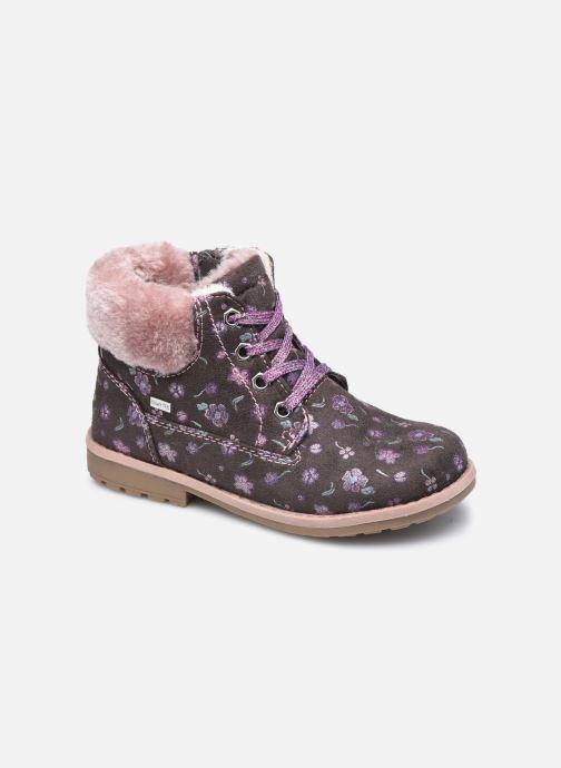 Bottines et boots I Love Shoes SAPRISTI Gris vue détail/paire