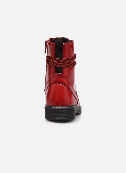 Stivaletti e tronchetti I Love Shoes SARUNO Rosso immagine destra