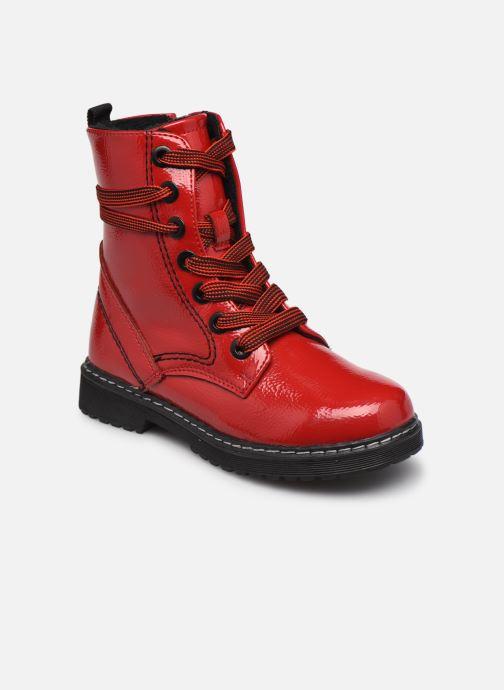 Stivaletti e tronchetti I Love Shoes SARUNO Rosso vedi dettaglio/paio