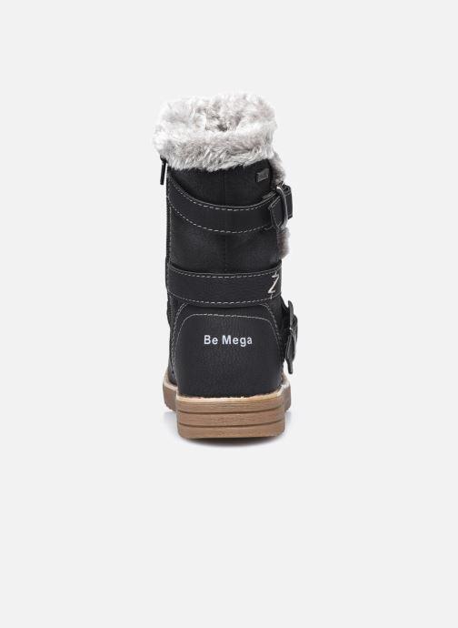 Bottes I Love Shoes SISSY Noir vue droite