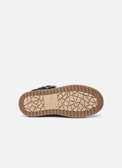 Bottes I Love Shoes SISSY Noir vue haut