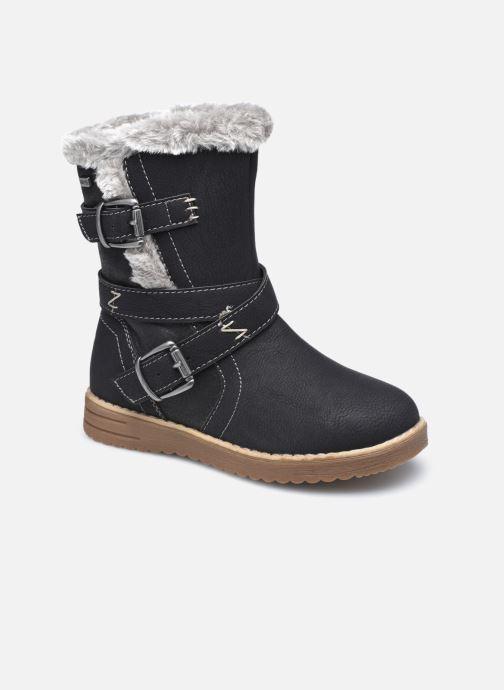 Bottes I Love Shoes SISSY Noir vue détail/paire