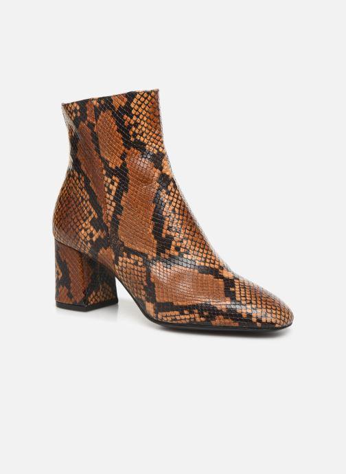 Boots en enkellaarsjes Bruno Premi BY1605X V Bruin detail