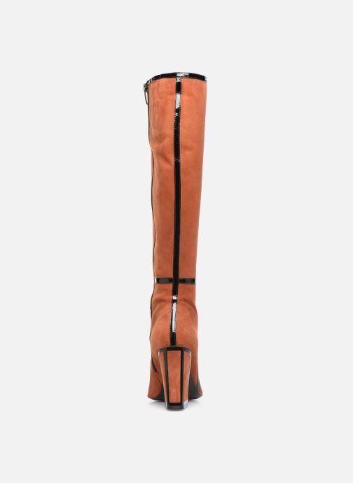 Bottes Bruno Premi BY3106X V Orange vue droite