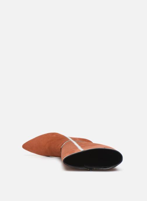 Bottes Bruno Premi BY3106X V Orange vue gauche