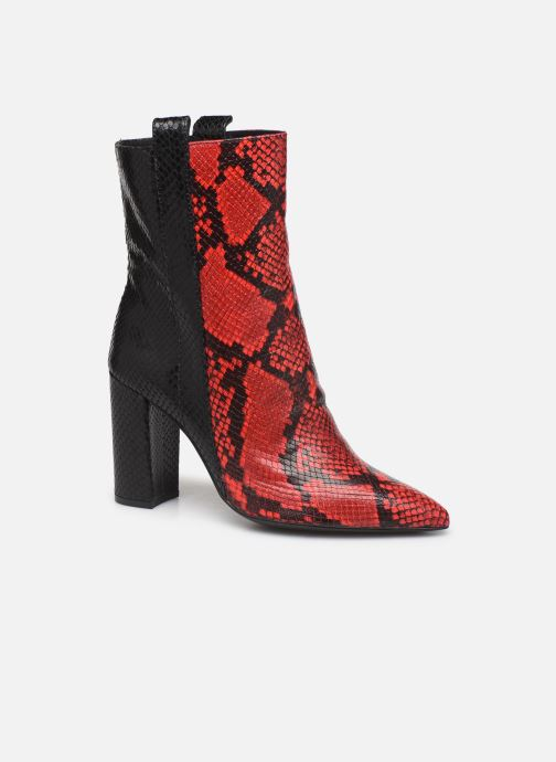 Bottines et boots Bruno Premi BY3303X V Rouge vue détail/paire