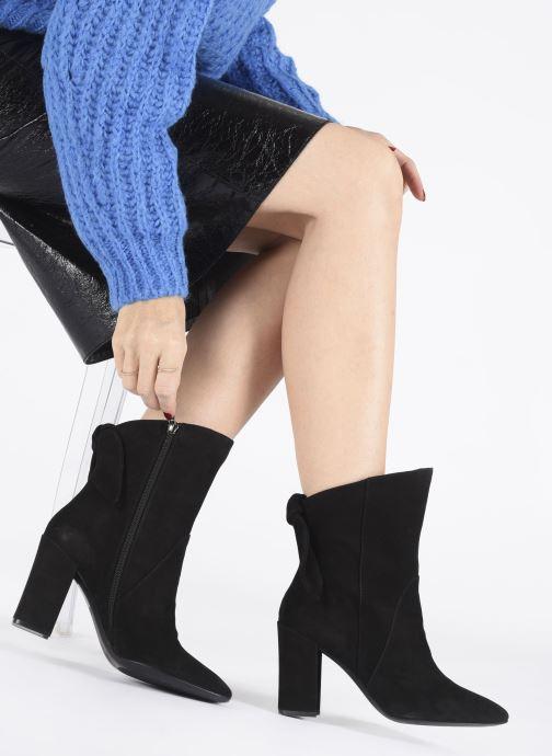 Boots en enkellaarsjes Bruno Premi BY3705G V Zwart onder