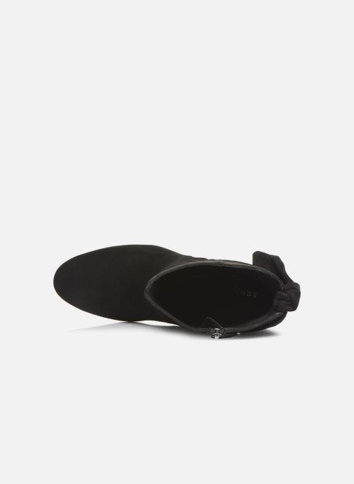 Boots en enkellaarsjes Bruno Premi BY3705G V Zwart links