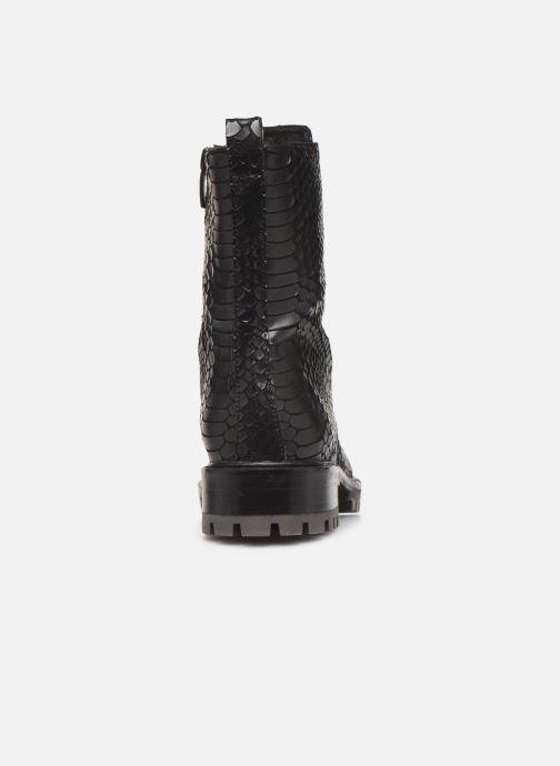 Boots en enkellaarsjes Bruno Premi BY7404X V Zwart rechts
