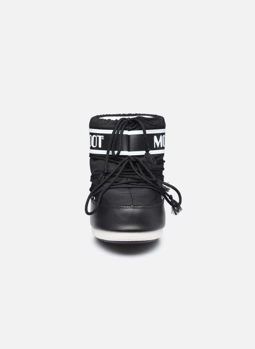 Chaussures de sport Moon Boot Moon Boot Classic Low 2 Noir vue portées chaussures