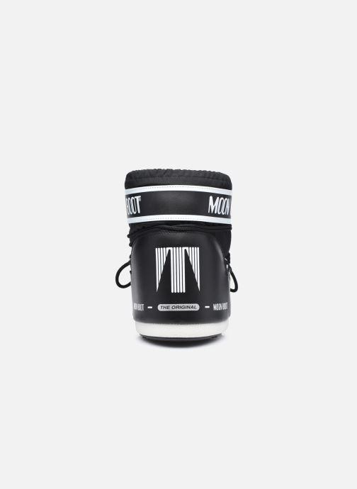 Chaussures de sport Moon Boot Moon Boot Classic Low 2 Noir vue droite