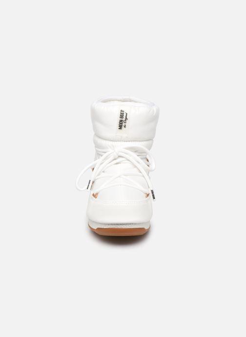 Zapatillas de deporte Moon Boot Moon Boot Low Aspen Blanco vista del modelo