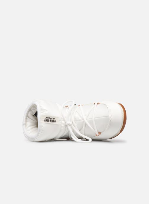 Zapatillas de deporte Moon Boot Moon Boot Low Aspen Blanco vista lateral izquierda