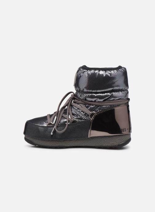 Chaussures de sport Moon Boot Moon Boot Low ST.Moritz Argent vue face