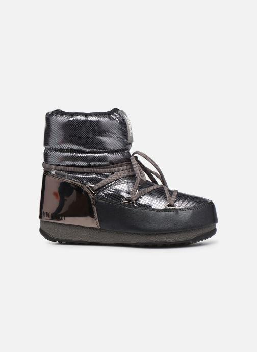 Chaussures de sport Moon Boot Moon Boot Low ST.Moritz Argent vue derrière