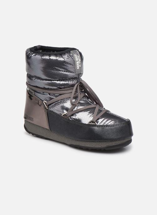 Sportschuhe Moon Boot Moon Boot Low ST.Moritz silber detaillierte ansicht/modell