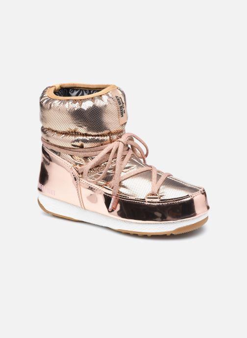 Chaussures de sport Moon Boot Moon Boot Low ST.Moritz Or et bronze vue détail/paire