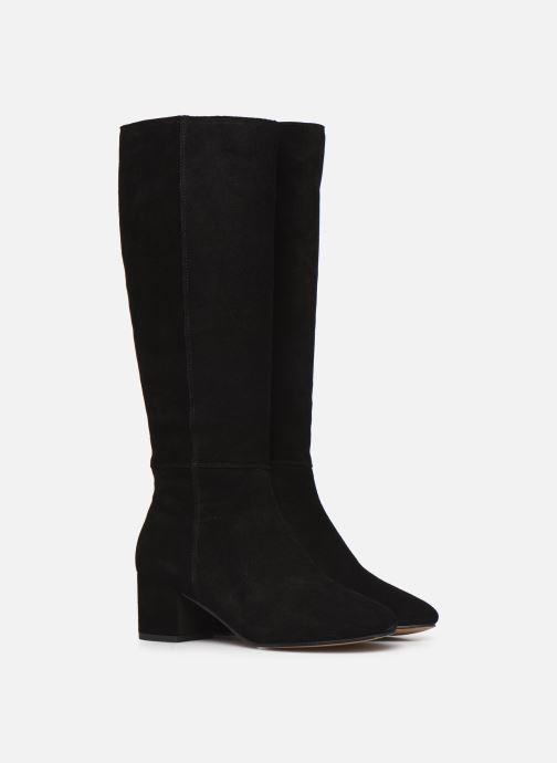 Bottes L37 Basic Boot Noir vue 3/4
