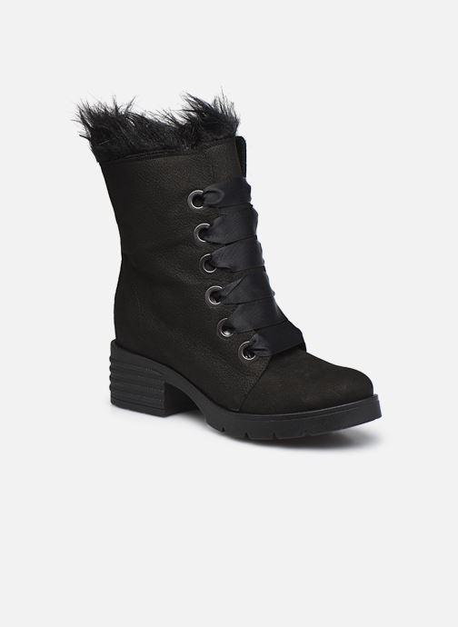 Stiefel Damen Black Rider Fur