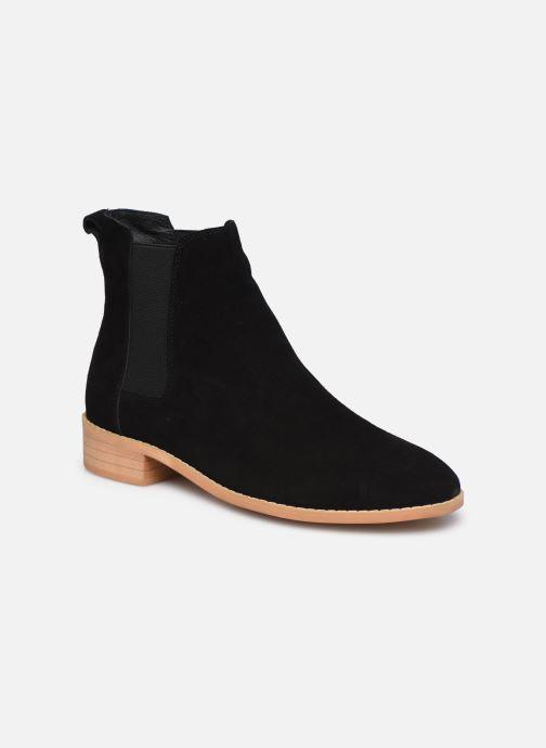 Stiefeletten & Boots L37 Just Ankle Boot schwarz detaillierte ansicht/modell