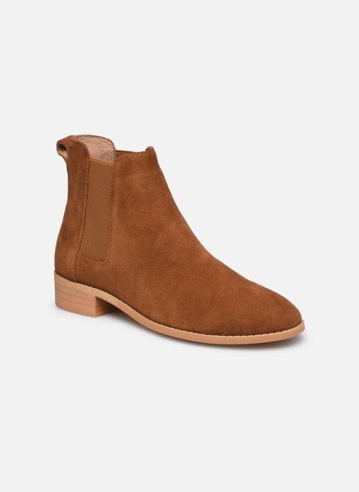 Stiefeletten & Boots L37 Just Ankle Boot braun detaillierte ansicht/modell