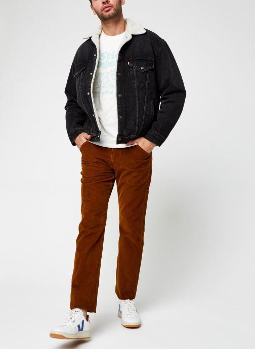 Vêtements Levi's 502™ Carpenter Pant Marron vue bas / vue portée sac