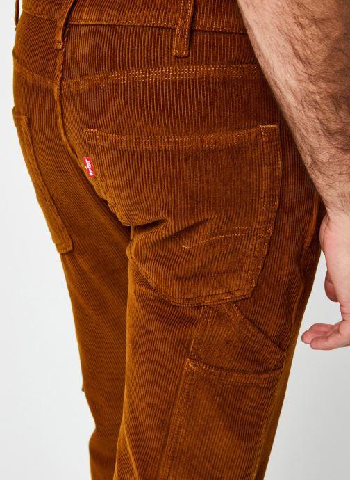Vêtements Levi's 502™ Carpenter Pant Marron vue face