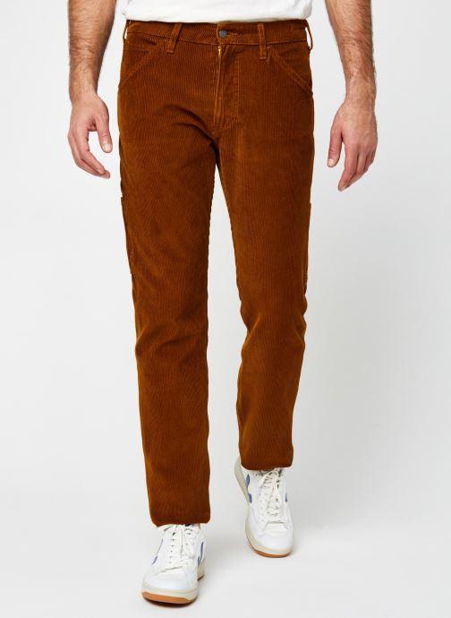 Vêtements Levi's 502™ Carpenter Pant Marron vue détail/paire